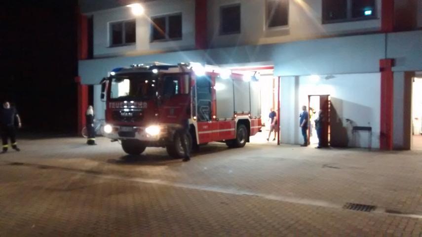 Freiwillige Feuerwehr Wahlsburg  Lippoldsberg